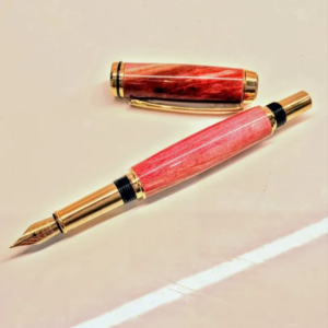 Baron Fountain Pen 01