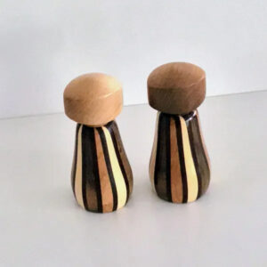 Pepper Mill - Small Pair